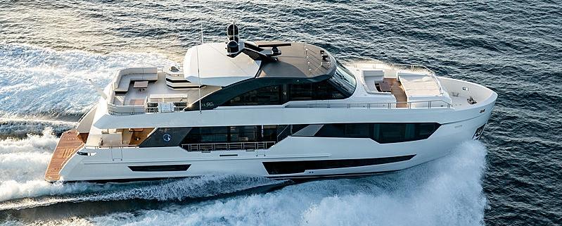 Ocean Alexander 90R debut at Cannes