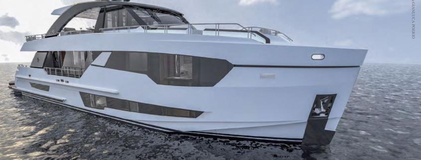 Vendita Ocean Alexander 90R